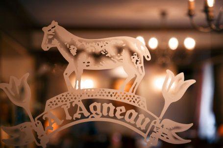 À l'Agneau, Hôtel-Restaurant à Haguenau.