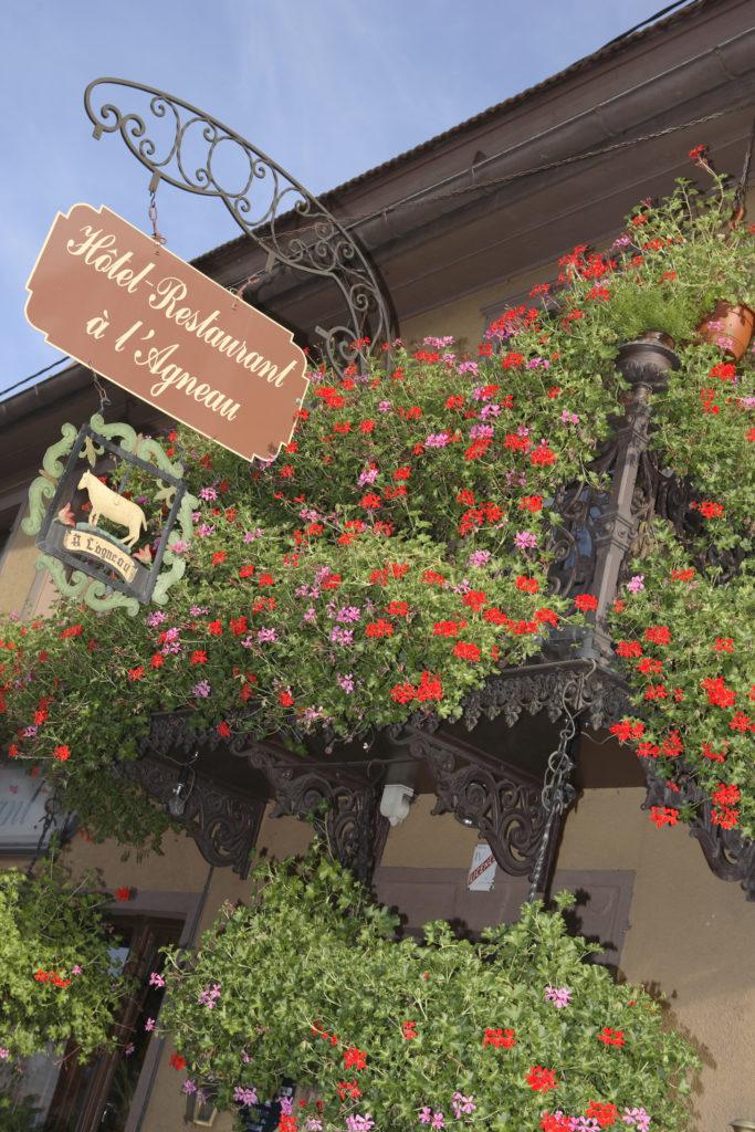 Hôtel-Restaurant A l'Agneau en Vosges du Nord